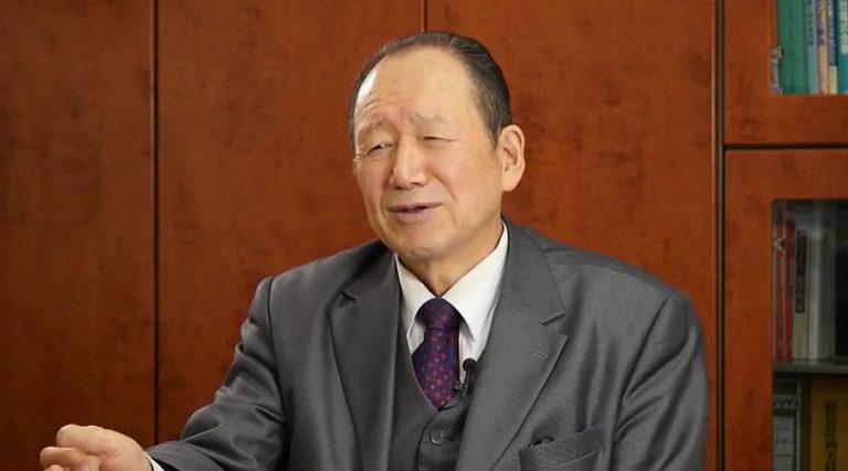 三橋英生会長